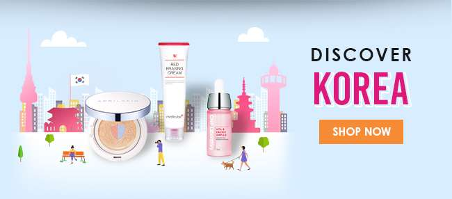 Click here to discover Korea's best beauty products!