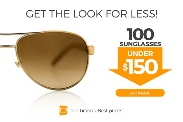 Check out our top 100 sunglasses under S$150 for your next SmartBuy!