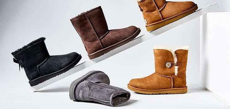 UGG & More Kids' Boots for Cool Weather