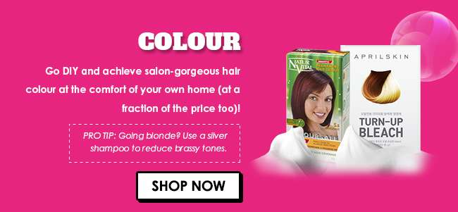Click here for 30% off all Hair Colour products from 13-16 Sep