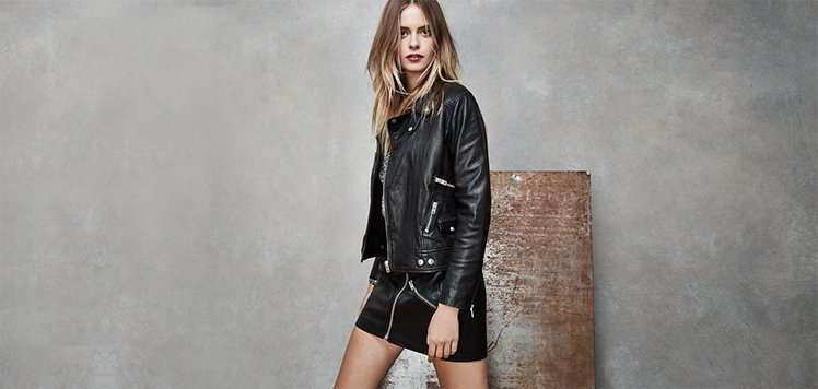 Chic Denim & Moto Jackets