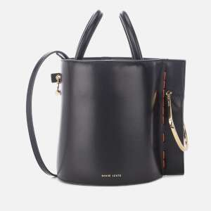 Danse Lente Women's Bobbi Small Bucket Bag - Black