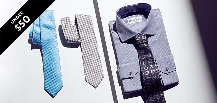 Dress Shirt & Tie Updates