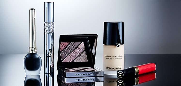 Burberry & More Leading Beauty Brands