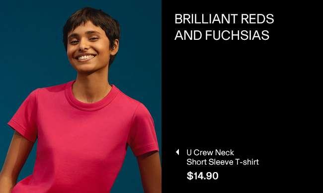 Uniqlo U Women's Crew Neck T-Shirt