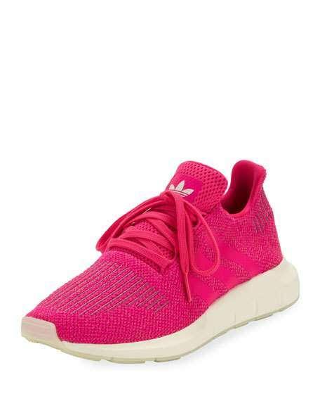 Swift Run Trainer Sneakers, Shock Pink