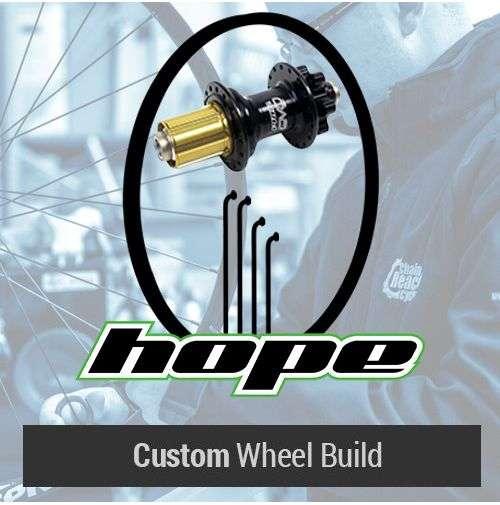 Hope Custom MTB Disc Rear Wheel