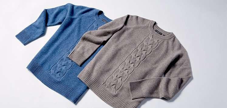 Men's Sweater Update