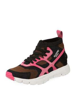 Men's Sock Trainer Sneakers
