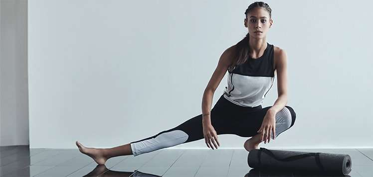 Blanc Noir & More Gym-to-Street Looks