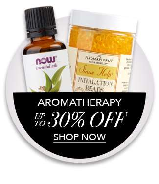Shop Aromatherapy up to 30% Off