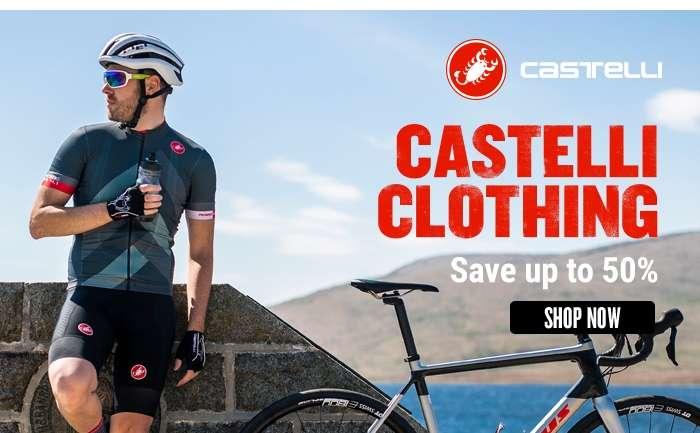 Castelli clothing