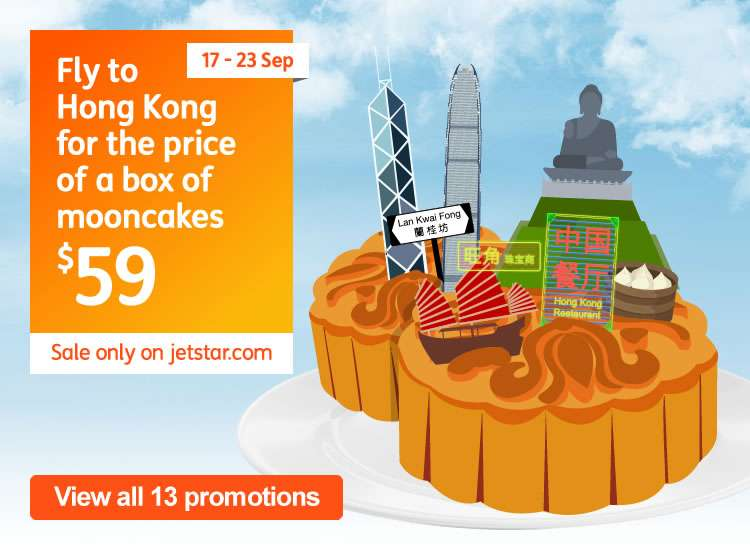 Mooncake Sale