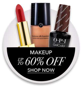 Shop Makeup up to 60% Off