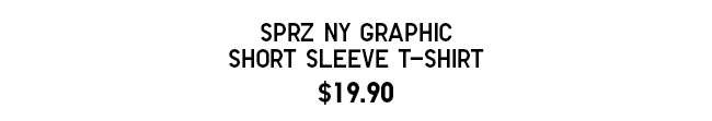 SPRZ NY Graphic Short Sleeve T-shirt at $19.90
