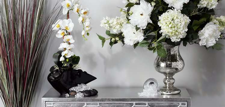 Creative Displays & More Faux Florals