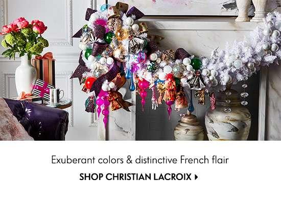 Shop Christian LaCroix