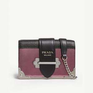 PRADA - Cahier shoulder bag