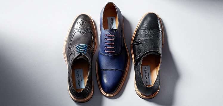 Modern Fiction & More Dapper Shoes