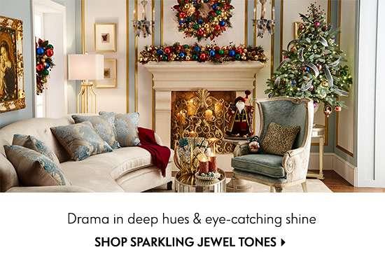 Shop Sparkling Jewel Tones