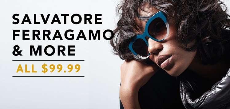 Salvatore Ferragamo & More Sunglasses