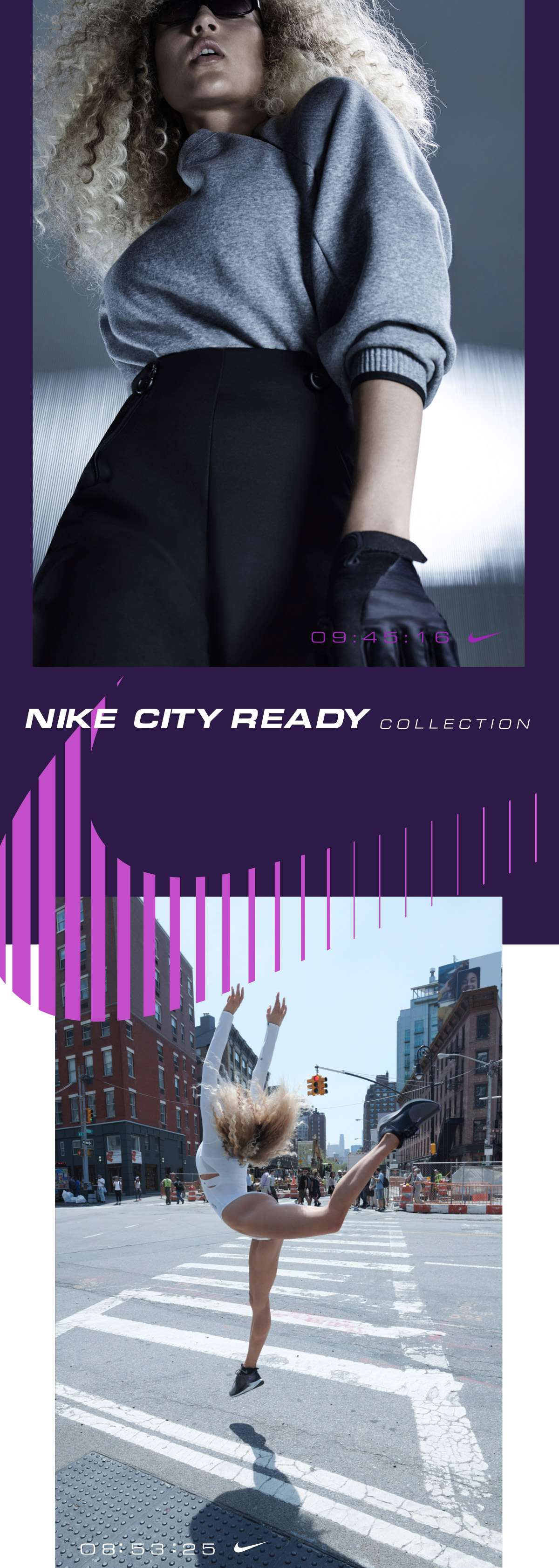 NIKE CITY READY COLLECTION