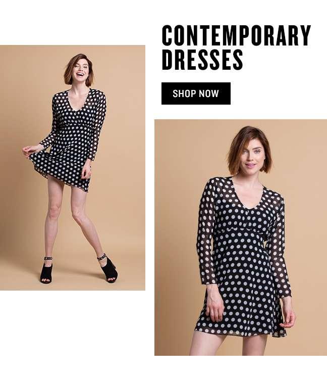 Contemporary Dresses