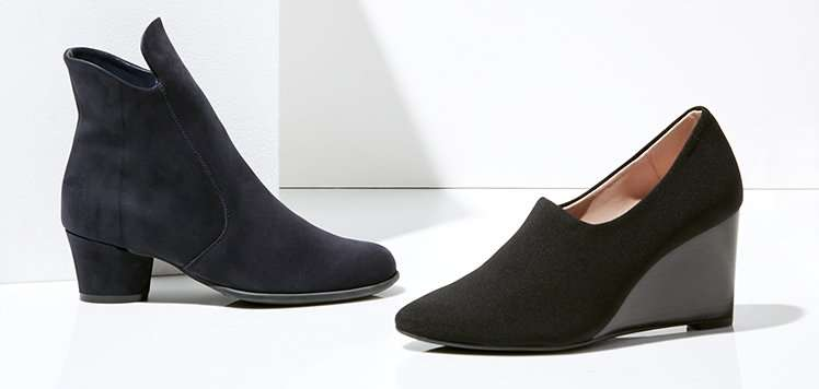 Arche, Taryn Rose & More Elevated Comfort Shoes
