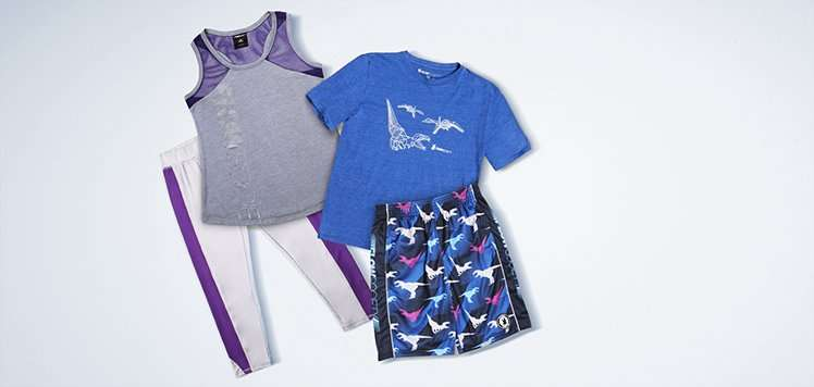Activewear for Little Athletes