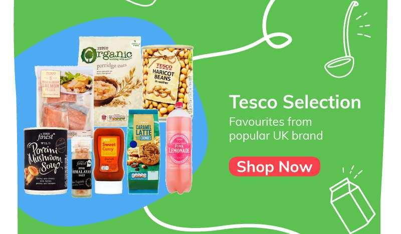 Tesco Selection