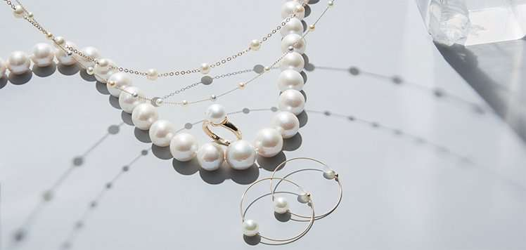 Luxe Pearls