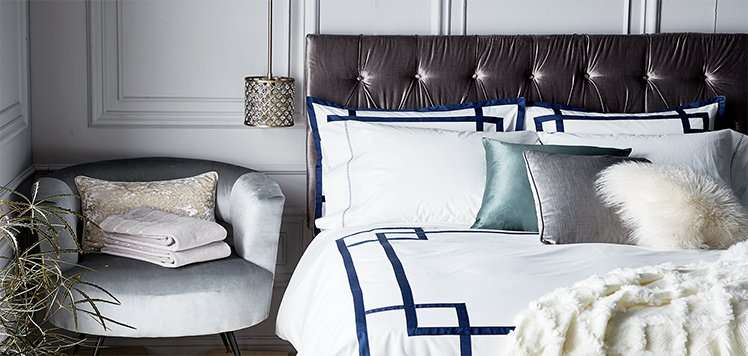 Luxe Selects for Bed & Bath