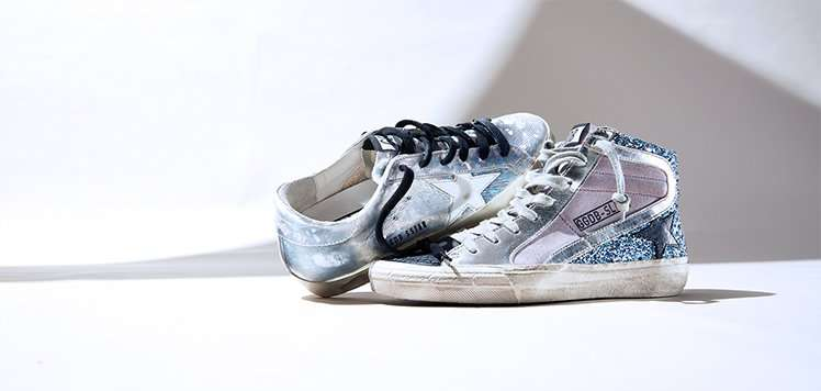 Golden Goose & More for the Sneakerhead