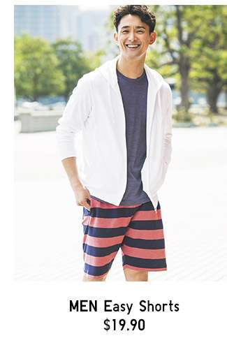 Men's Easy Shorts