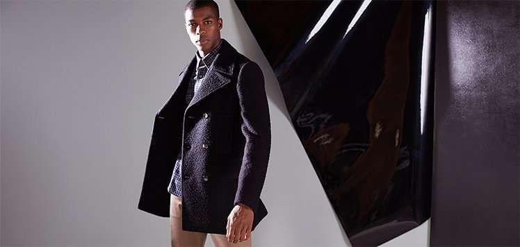 Men's Fall Wardrobe Index