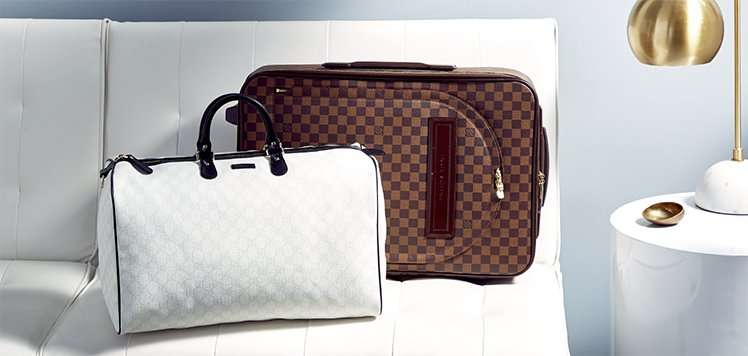 Vintage Travel With Louis Vuitton
