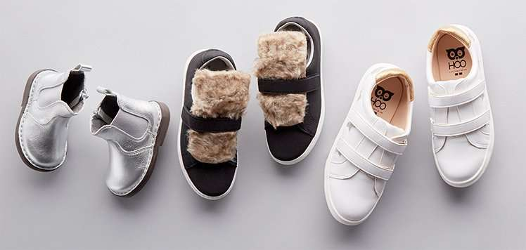 Hoo & More In-Style Kids' Shoes
