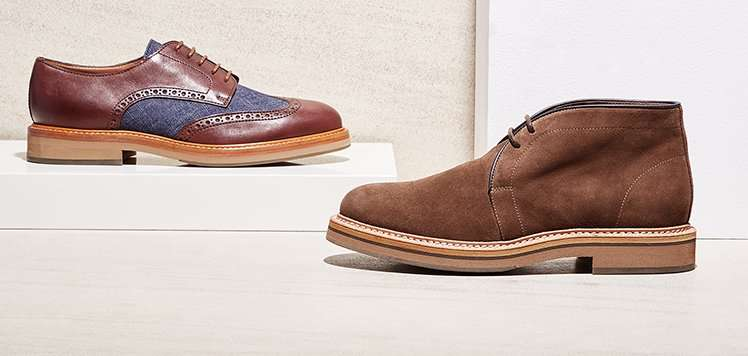 Brunello Cucinelli & More Luxe Shoes