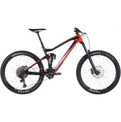 Vitus Sommet CRS Carbon FS Bike GX Eagle 1x12