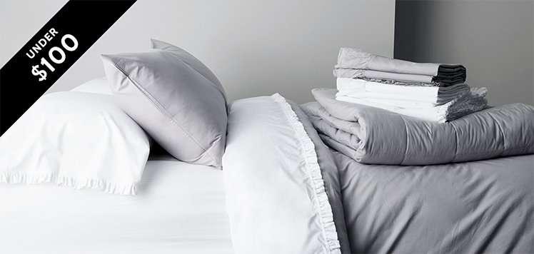 Sheets, Duvet Sets & More Bedding
