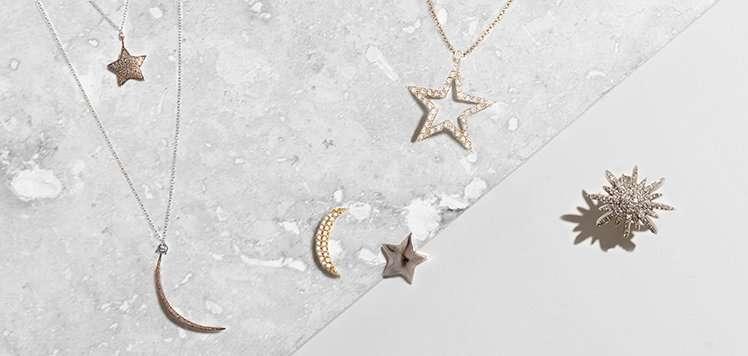 Jewelry With Star Power