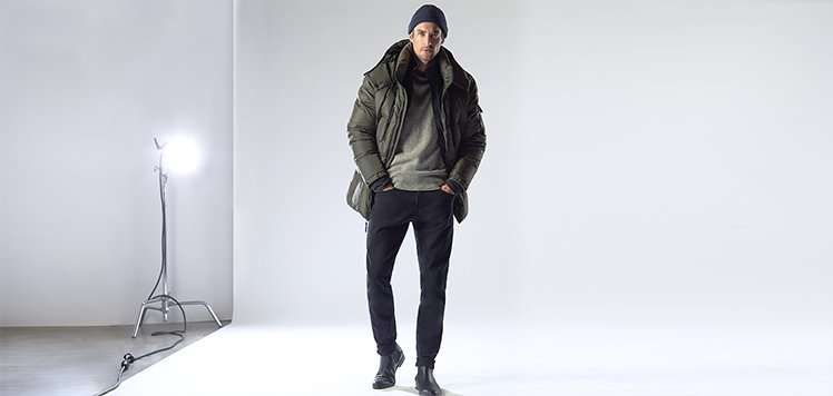 The Men's Cold-Weather Shop