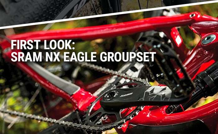 First look: SRAM NX Eagle groupset