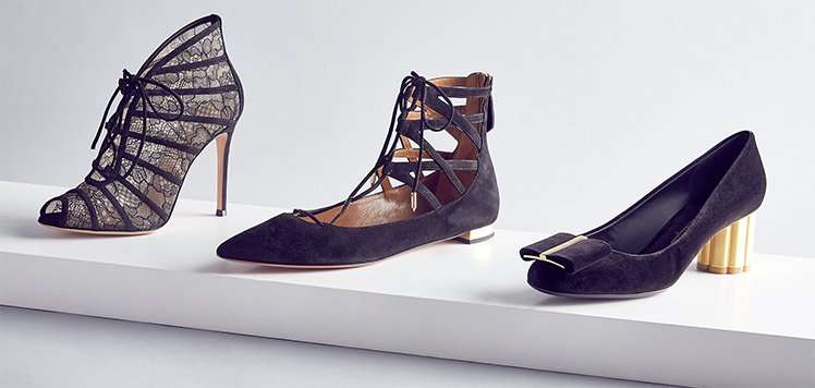 Luxe Shoes in Every Heel Height