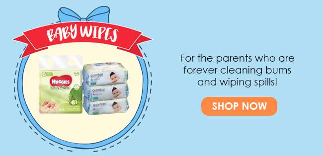 Click here to shop for Baby Wipes!