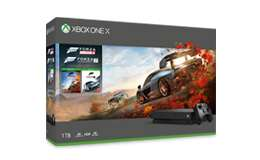 Xbox One X 1TB Console – Forza Horizon 4 Bundle