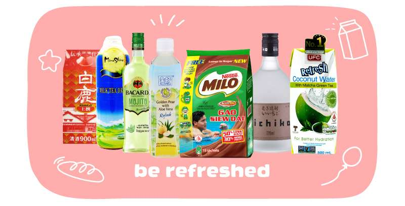 Be Refreshed