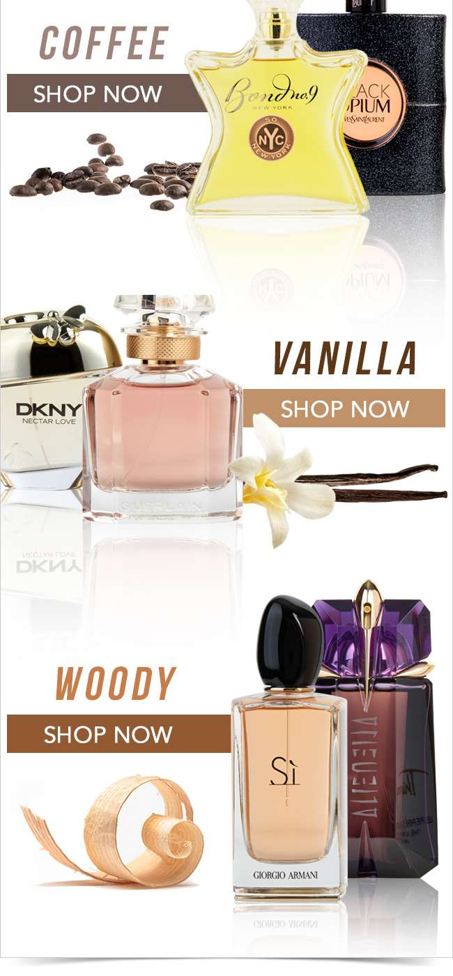 Warm Scents Worth Falling For