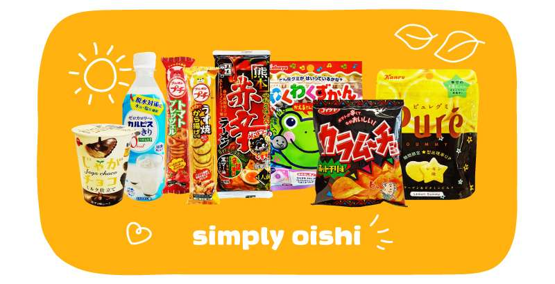 Simply Oishi