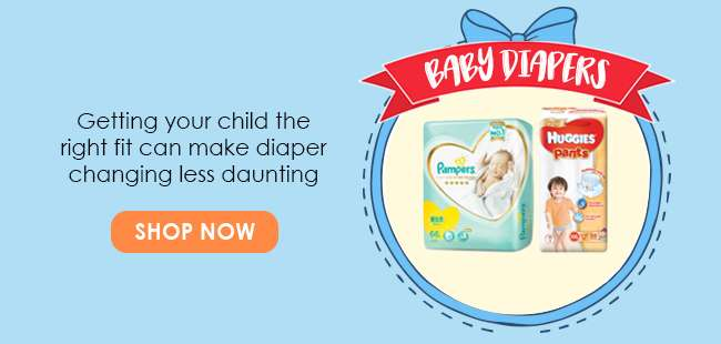 Click here to shop for Baby Diapers!